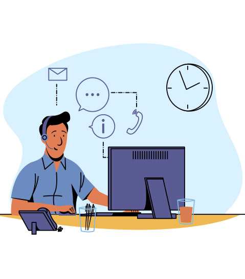 outbound call center services, outbound telemarketing