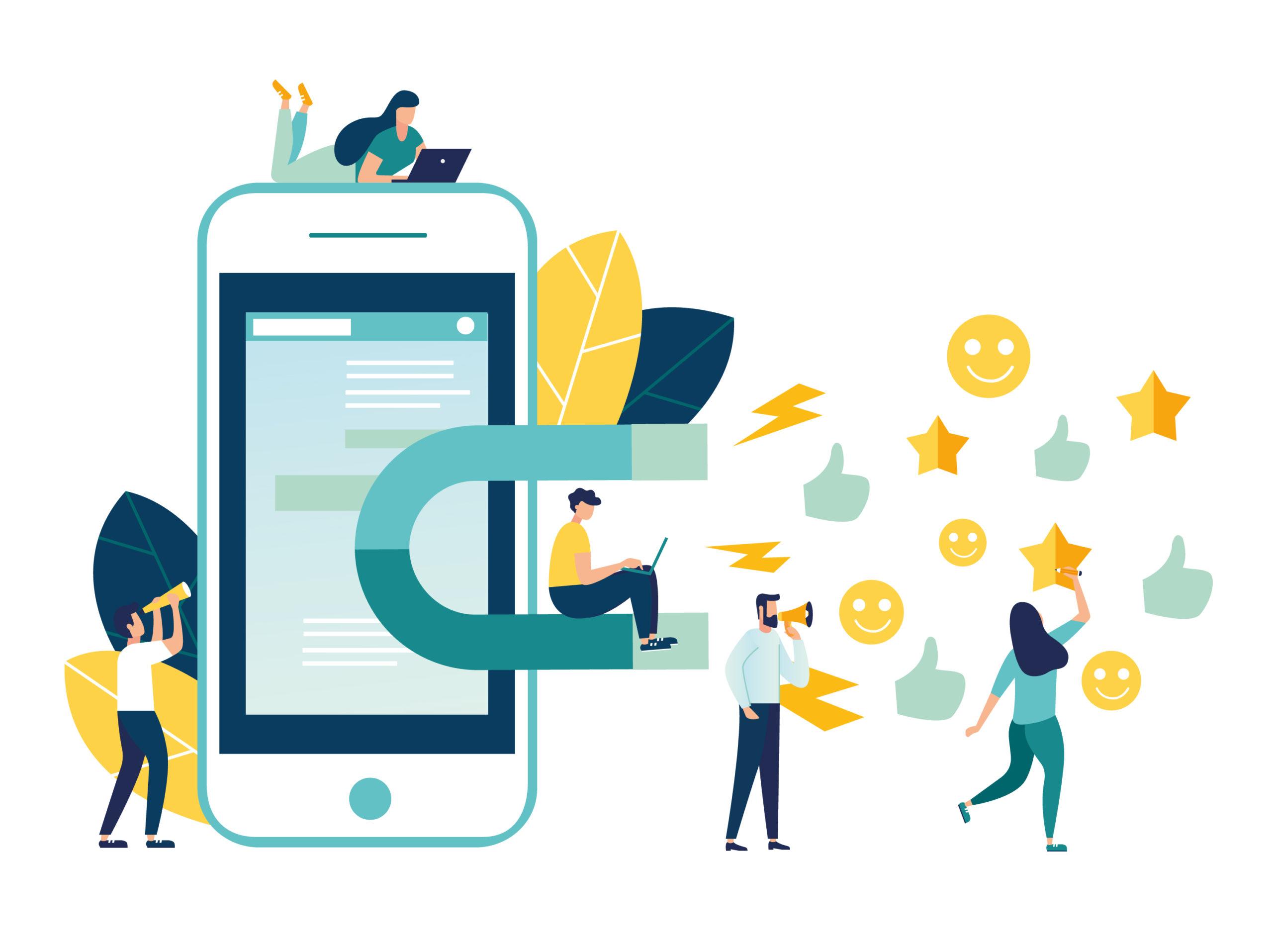 Increase Customer's Engagement